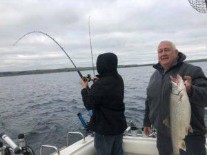 Traverse City Fishing Charters~Storm Hawk Sport Fishing