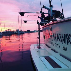 Traverse City Fishing Charters~Storm Hawk Sport Fishing
