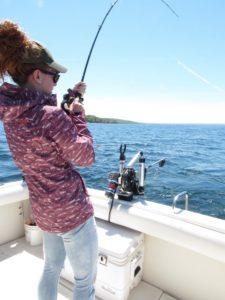Fishing Charters Traverse City