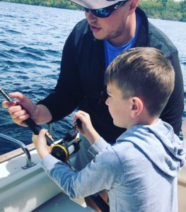 Family Fishing Charters Traverse City~ Storm Hawk Sport Fishing